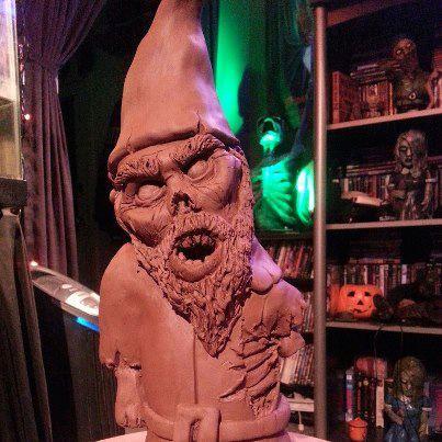 New Zombie Gnome Sculpt RevenantFX