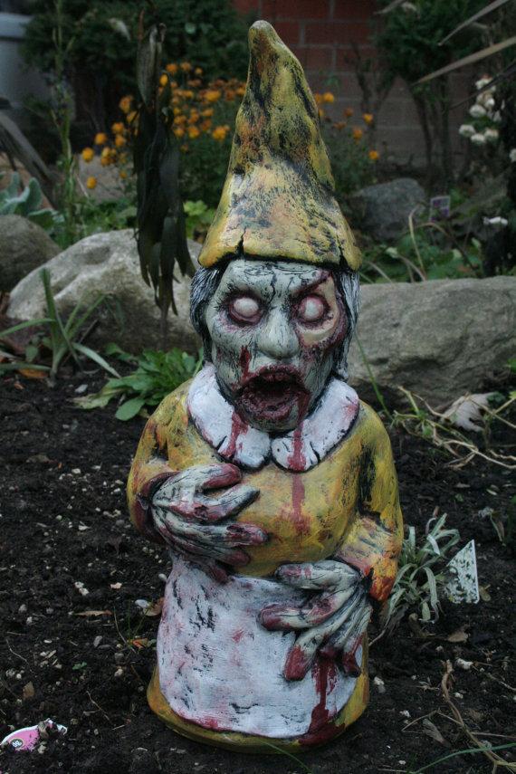 Gnome 4: Zombie Gnome