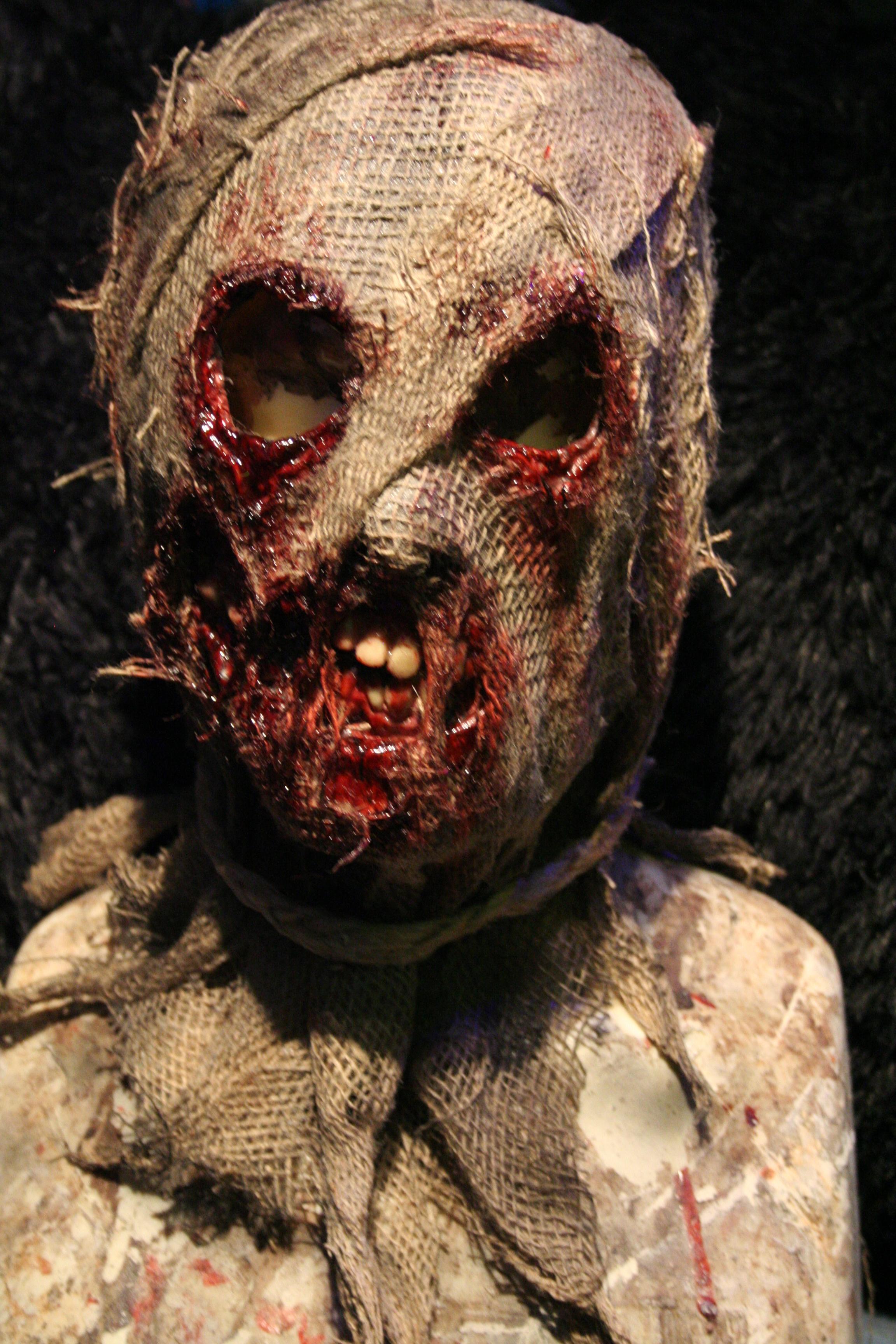 the cornreaper scarecrow mask