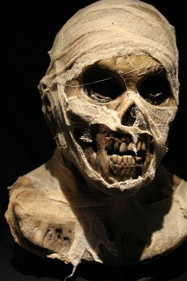Petrified Mummy Mask – RevenantFX